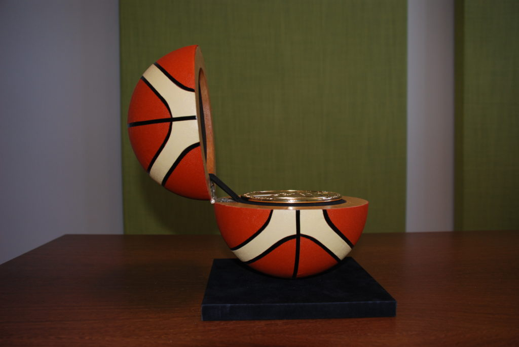 La Gainerie D'Art- coffret d'invitation championnat du monde de Basket 2010 (2)