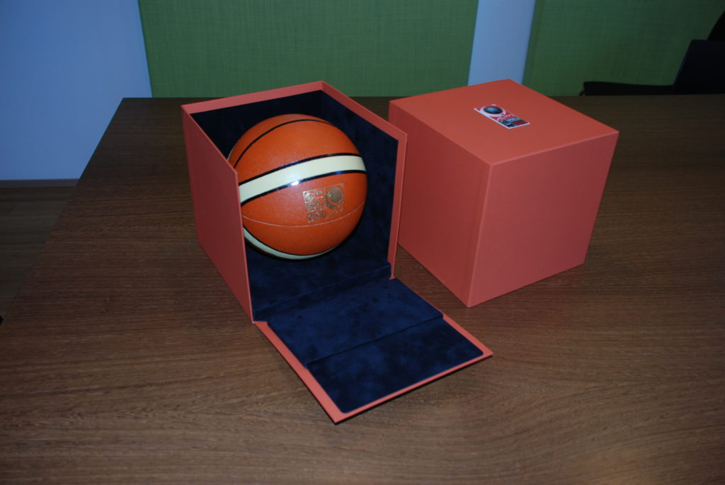 La Gainerie D'Art- coffret d'invitation championnat du monde de Basket 2010 (3)
