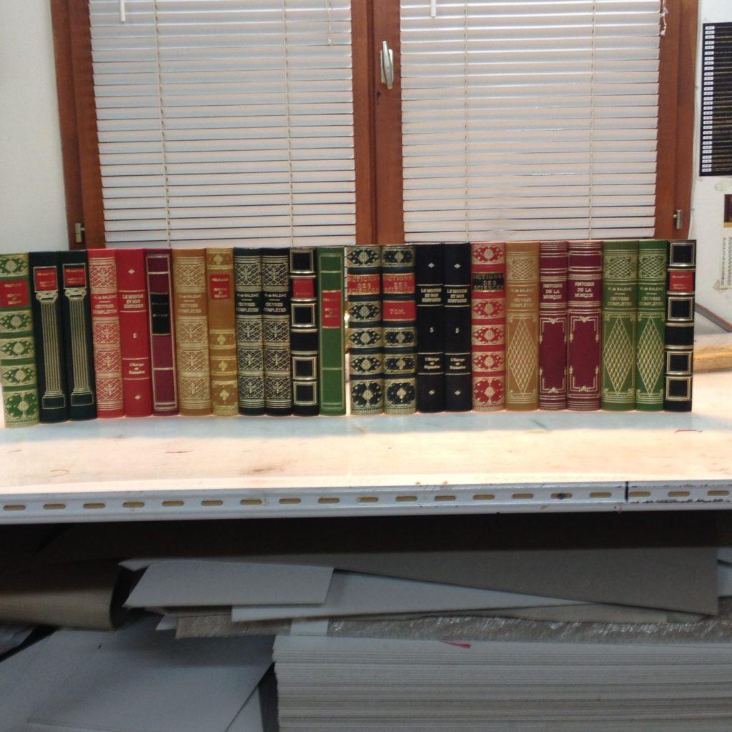 La Gainerie D'Art- faux dos de livres au mètre linéaire (4)