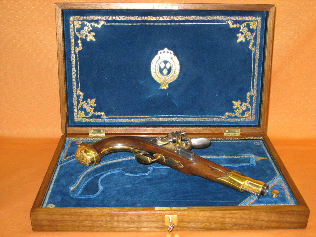 La Gainerie D'Art-restauration de boites armes 1 (16)